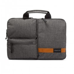 "Crumpler The Geek Deluxe 13 ""- TGKD13-009 - gray case"