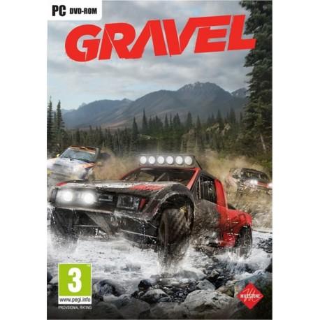 Gravel - PC - krabicová verzia