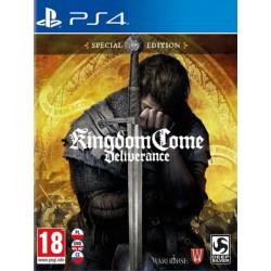 Kingdom Come - Deliverance (special edition) - PS4 - box version