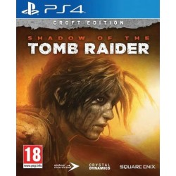 Shadow of the Tomb Raider (croft edition) - PS4 - krabicová verze