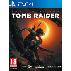 Shadow of the Tomb Raider - PS4 - krabicová verzia