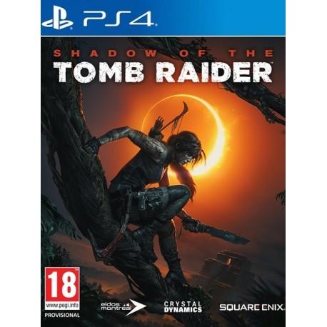 Shadow of the Tomb Raider - PS4 - Box Version