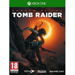 Shadow of the Tomb Raider - Xbox One - krabicová verze