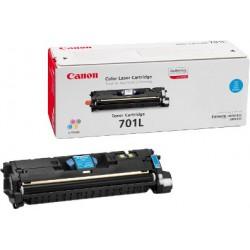 Canon CRG-701LC - genuine toner