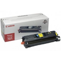 Canon CRG-701LY - genuine toner