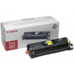 Canon CRG-701LY - oryginalny toner