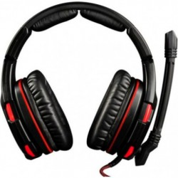 Modecom MC-832 Ghost - herní sluchátka s mikrofonem