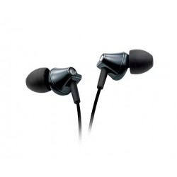Panasonic RP-HJE290 - headphones - black
