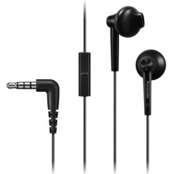 Panasonic RP-TCM50 - headphones - black