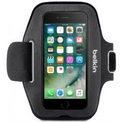Belkin Sport-Fit iPhone 7/8 - čierne puzdro