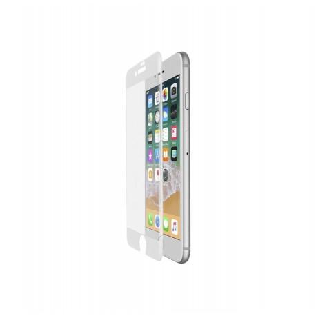 Belkin TemperedCurve White ochranné sklo pre Apple iPhone 7 Plus / 8 Plus