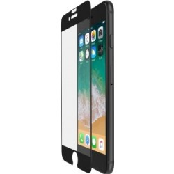 Belkin TemperedCurve Black Curved Protective Glass for Apple iPhone 7 Plus / 8 Plus