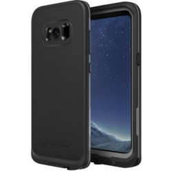 Samsung Galaxy S8 Plus - LifeProof Fre 360 ° - durable case - black