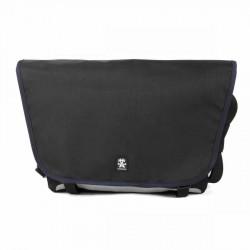Crumpler Dinky Laptop Messenger L - DDLM-L-012 - gray / dark blue bag
