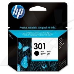 HP 301 Black CH561E - originální cartridge