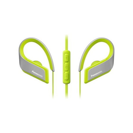 Panasonic RP-BTS35E - yellow wireless headphones