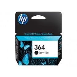 HP 364 Black CB316EE - originální cartridge