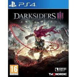 Darksiders 3 - PS4 - krabicová verzia