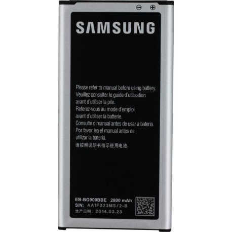 Samsung Galaxy S5 - EB-BG900BBE 2800mAh - originálne batérie Li-Ion