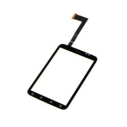 HTC Wildfire S G13 A510e - Čierna dotyková vrstva, dotykové sklo, dotyková doska