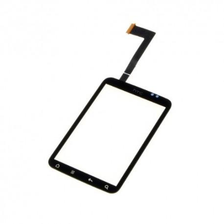 HTC Wildfire S G13 A510e - Černá dotyková vrstva, dotykové sklo, dotyková deska