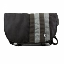 Crumpler Dinky Di Messenger M - DDM-M-001 - black-gray bag