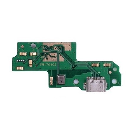 Huawei P9 Lite 2016 - flex kábel USB nabíjací port (konektor) + mikrofón