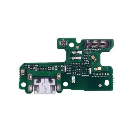 Huawei P9 Lite 2017 - flex kábel USB nabíjací port (konektor) + mikrofón