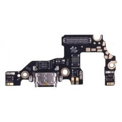 Huawei P10 - flex kabel USB nabíjecí port (konektor) + mikrofon