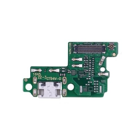 Huawei P10 Lite - flex cable USB charging port (connector) + microphone