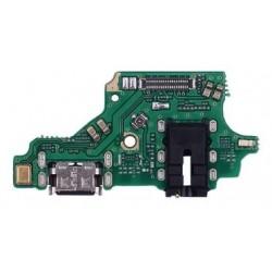Huawei P20 Lite - flex kabel USB nabíjecí port (konektor) + mikrofon