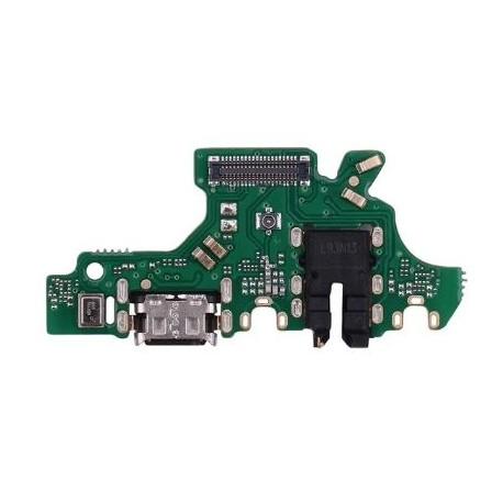Huawei P30 Lite - flex kábel USB nabíjací port (konektor) + mikrofón