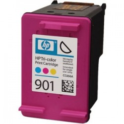 HP 901 Color CC656A - originální cartridge