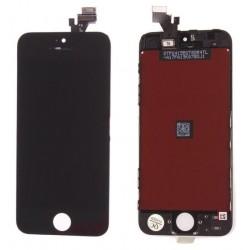 Apple iPhone SE - Czarny wyświetlacz LCD + warstwa dotykowa, szkło dotykowe, tablica dotykowa