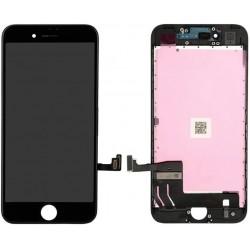 Apple iPhone 7 - Czarny wyświetlacz LCD + warstwa dotykowa, szkło dotykowe, tablica dotykowa