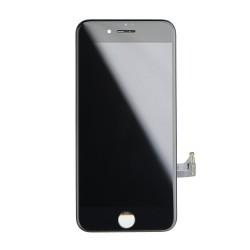 Apple iPhone 8 - Czarny wyświetlacz LCD + warstwa dotykowa, szkło dotykowe, tablica dotykowa
