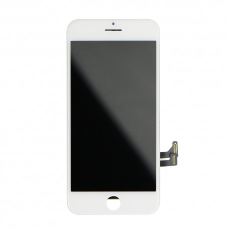 Apple iPhone 8 - White LCD display + touch layer, touch glass, touch board