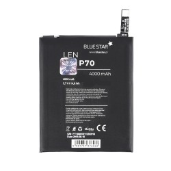BlueStar Lenovo P70 / P70t / A5000 / Vibe P1m / P90 - 4000 mAh - akumulator litowo-jonowy