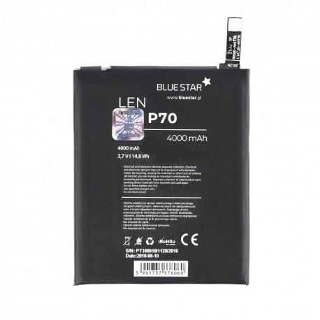 BlueStar Lenovo P70 / P70t / A5000 / Vibe P1m / P90 - 4000 mAh - Li-Ion battery