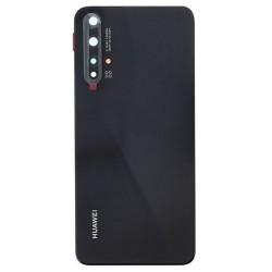 Zadný kryt batérie Huawei Nova 5T - čierny