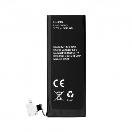 Apple iPhone 4S - 1430mAh - náhradná batéria Li-Ion