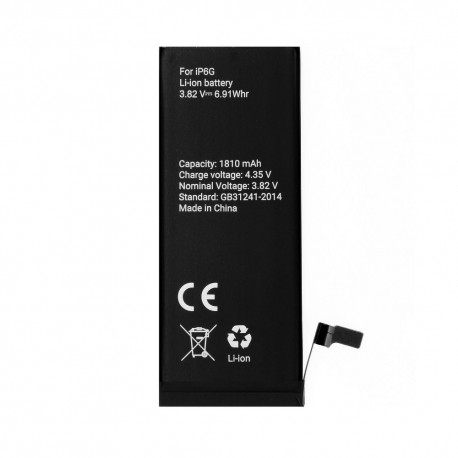 Apple iPhone 6 - 1810mAh - replacement Li-Ion battery