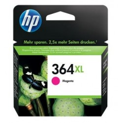 HP 364XL Magenta CB324E - originální cartridge