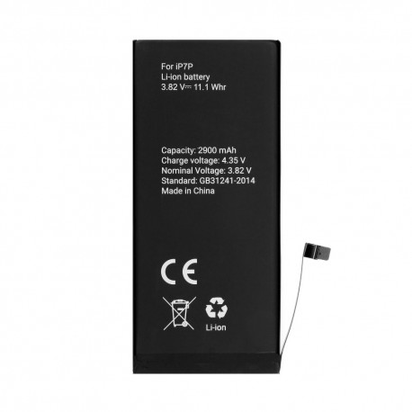 Apple iPhone 7 Plus - 2900mAh - náhradná batéria Li-Ion