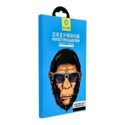 """Panie Blueo Monkey Glass - szkło ochronne do Apple iPhone XR/11 6,1"""" - czarne"""