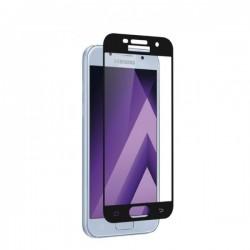 Szkło ochronne 5D do telefonu Samsung Galaxy A5 2017 - czarne