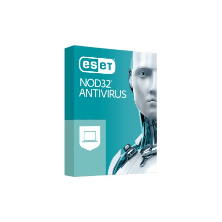 ESET NOD32 Antivirus - krabicová verzia