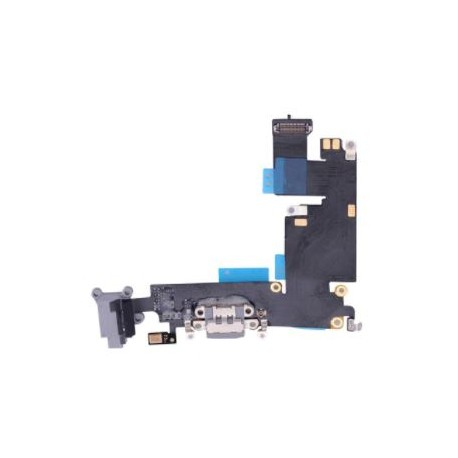 Apple iPhone 6 Plus - Charging connector + flex cable - black