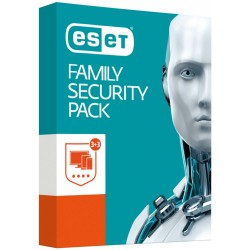 ESET Family Security Pack - boxed version