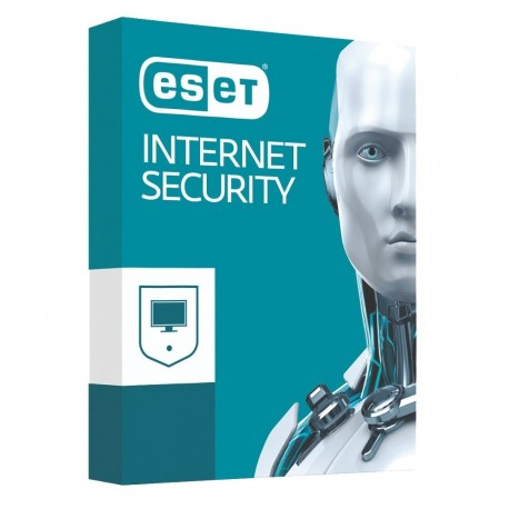 ESET Internet Security - krabicová verzia